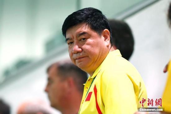 """""""中国射击教父""""王义夫退休 曾获两枚奥运金牌"""