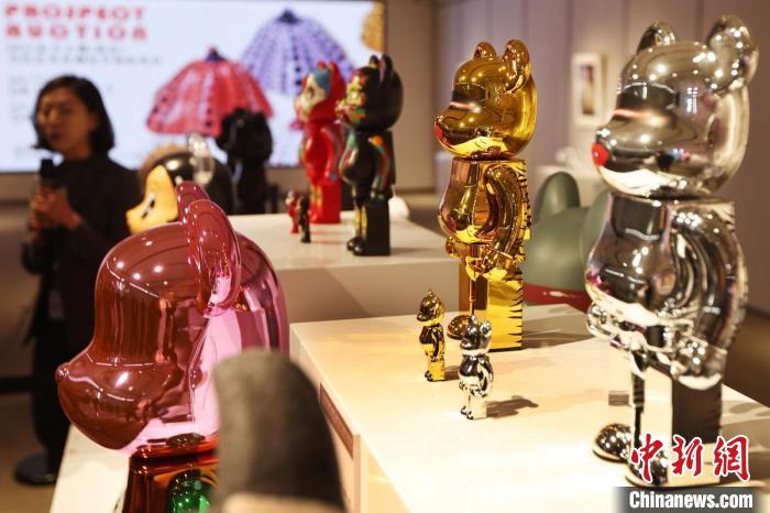 国际潮玩艺术家作品登陆南京